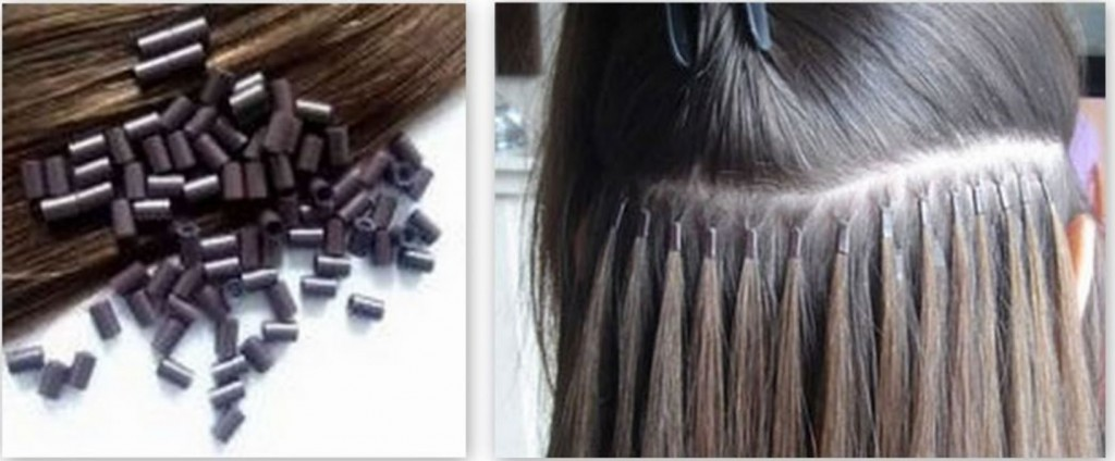 Hüvelyes hajhosszabítás